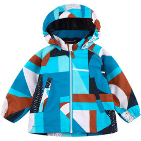 Reima Hete Reimatec Jacket Toddler blue sea
